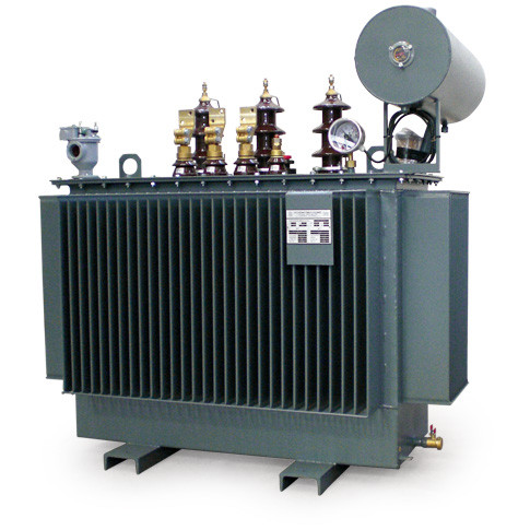 Oil immersed distribution transformers